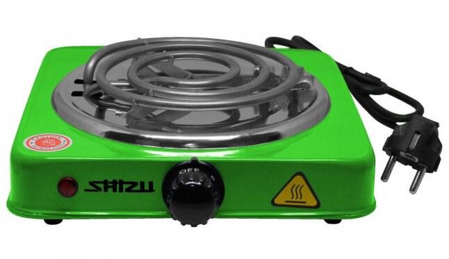 ShiZu - Kohleanzünder (elektrisch) | Grün