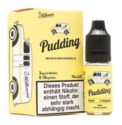 Pudding (3x10ml) - The Milkman Liquid - 3mg/ml