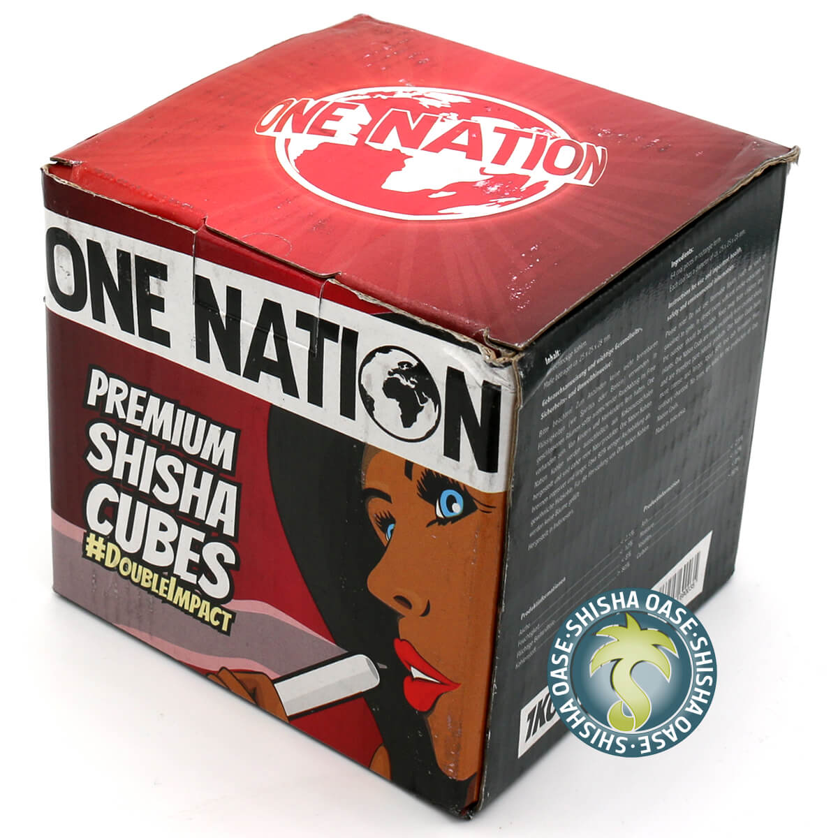 One Nation #Double Impact - 1kg