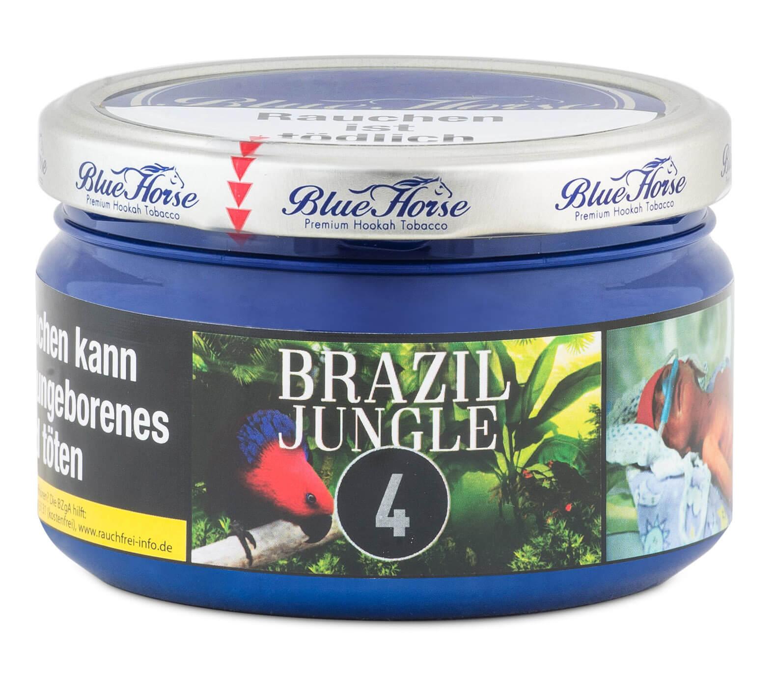 Blue Horse Tabak Brazil Jungle 200g
