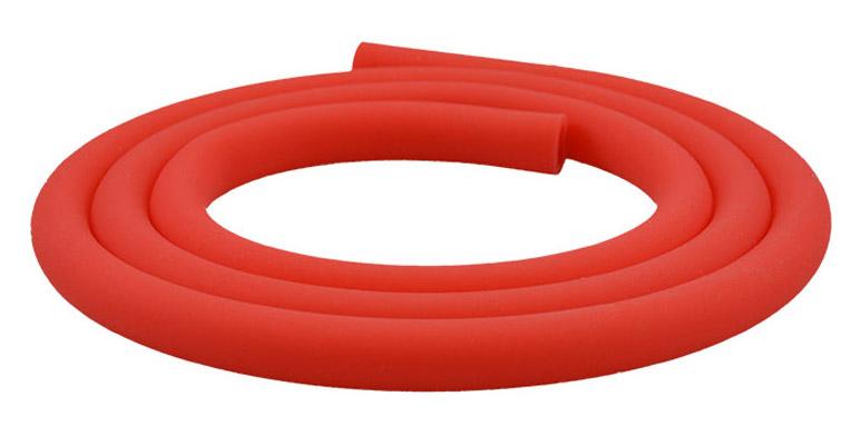 Silikonschlauch Soft Touch Matt (Rot)
