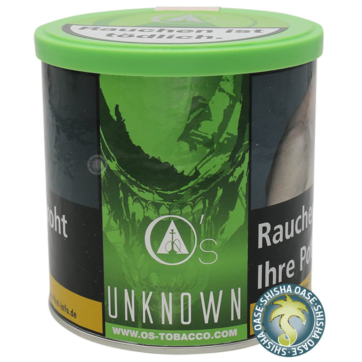 Os Tabak Green Line Unknown 200g