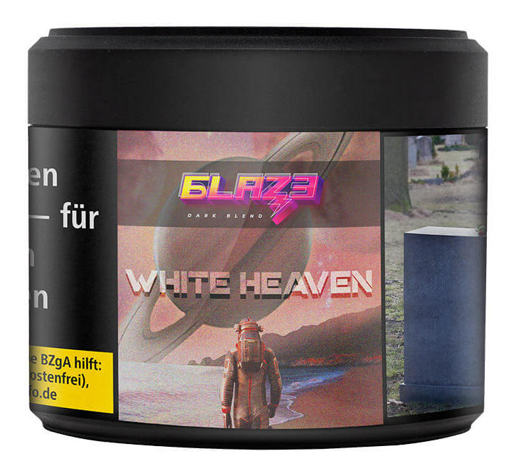 Blaze Tabak White Heaven 200g