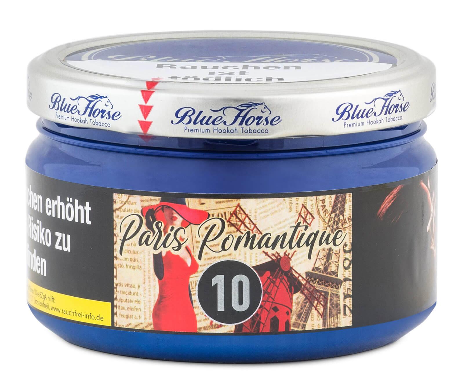 Blue Horse Tabak Paris Romantique 200g