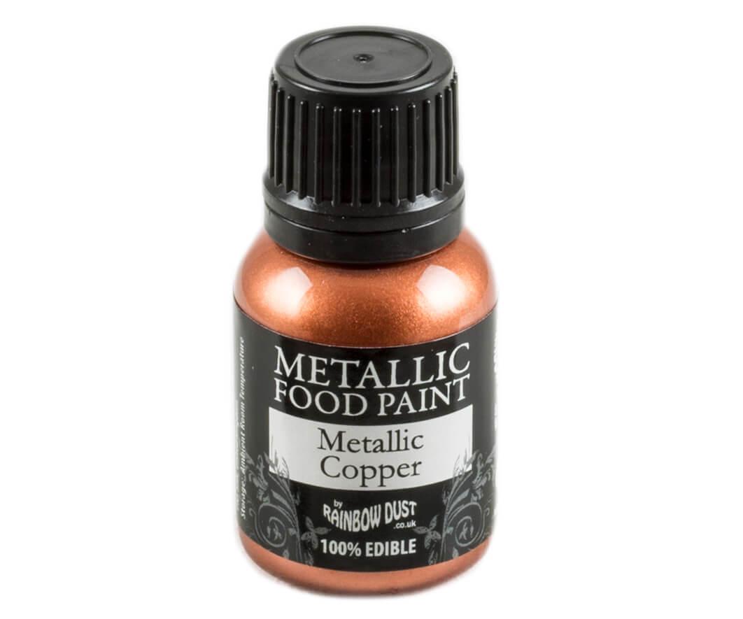 Rainbow Dust Metallic Farbe - Copper