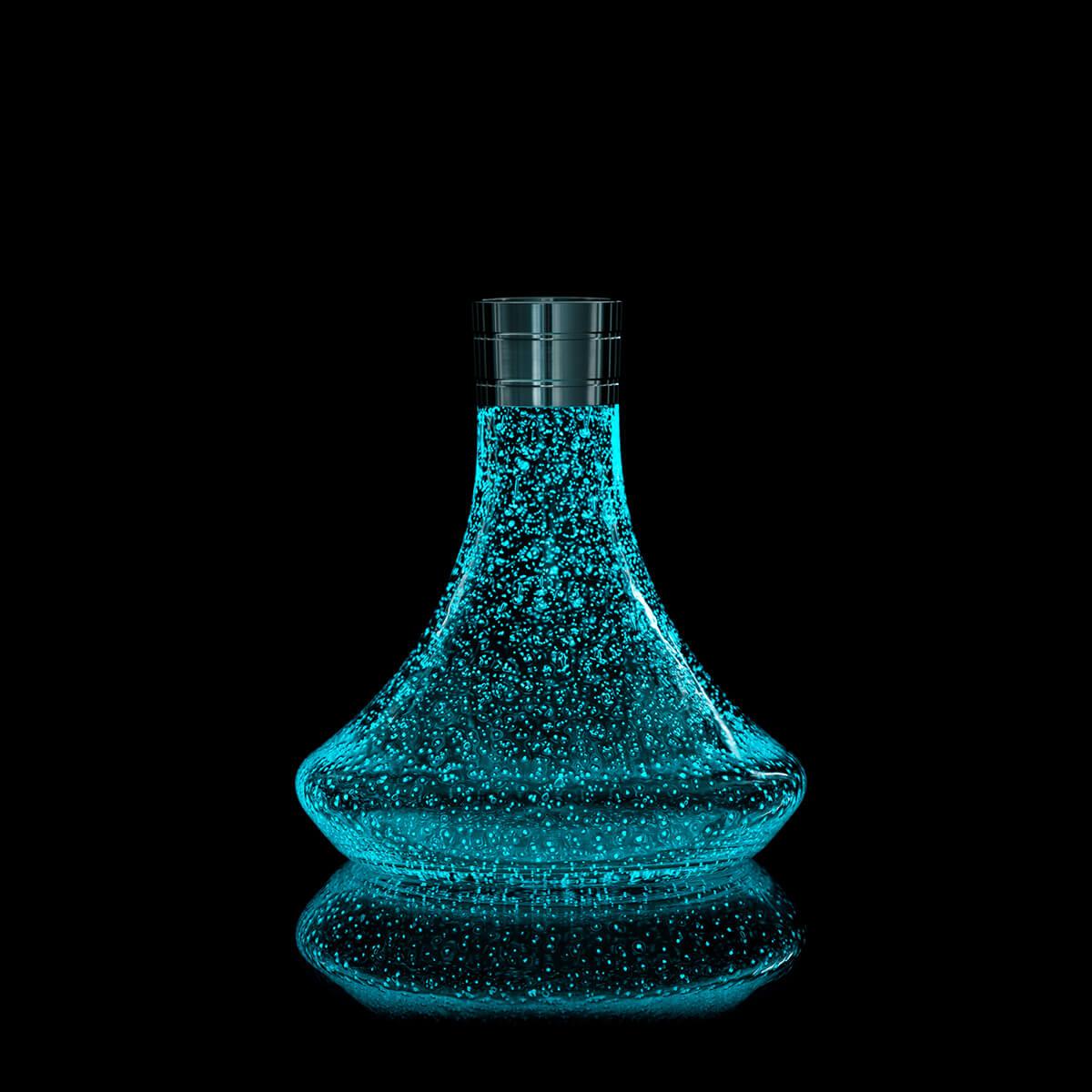 Aladin Shisha MVP 360 (Glow in the Dark Blue)