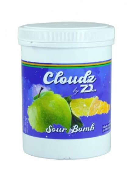 Cloudz by 7 Days Dampfsteine 500g | Sour Bomb