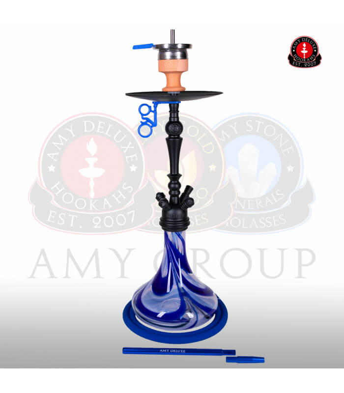 Amy Deluxe Globe Klick II (RS Schwarz / Farbe Blau)