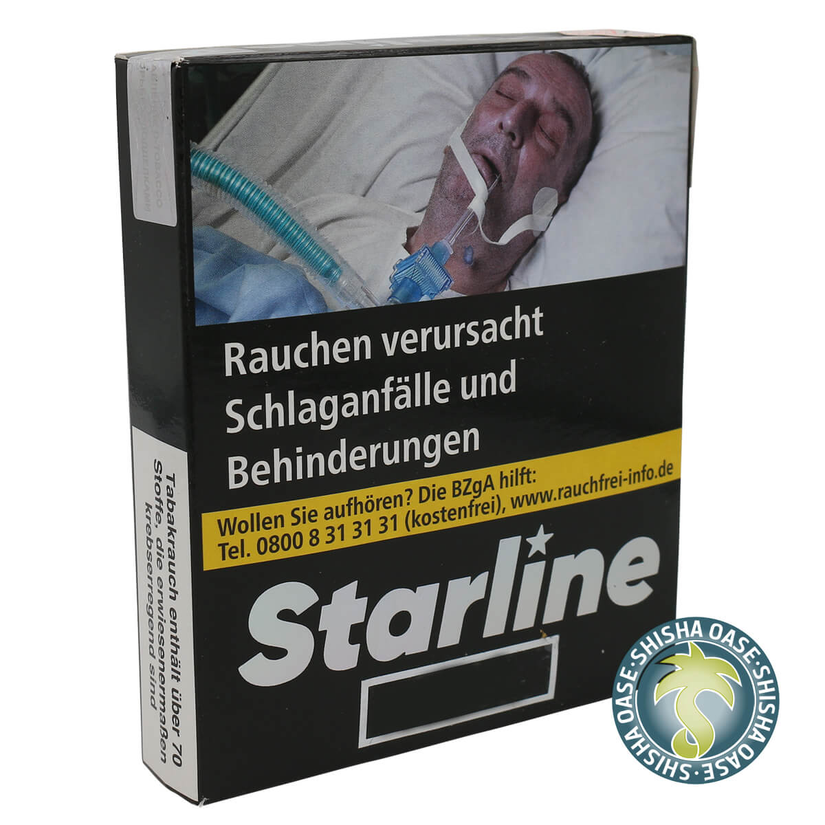 Darkside Tabak Starline | Belgian Morning 200g