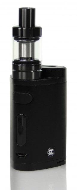 SC Pico Dual E-Zigaretten Set - Schwarz