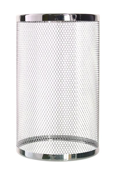 Kaya Windschutz Gitter (Silber)