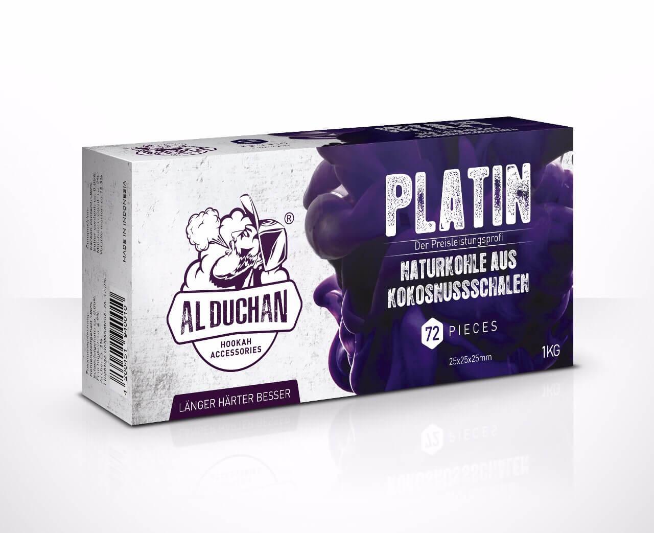 Al Duchan Platin Blau - 1kg