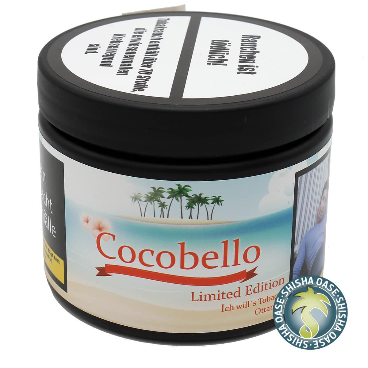 Ottaman Tabak 200g | Cocobello