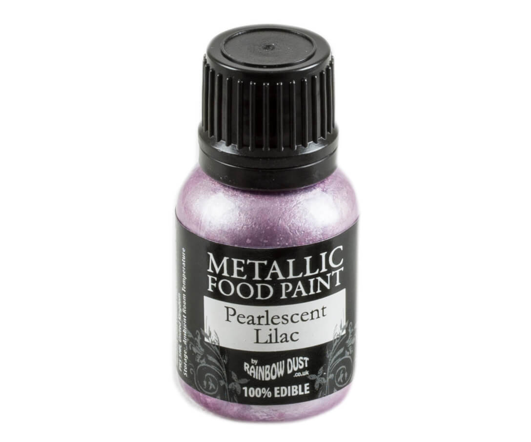 Rainbow Dust Metallic Farbe - Pearlescent Lilac