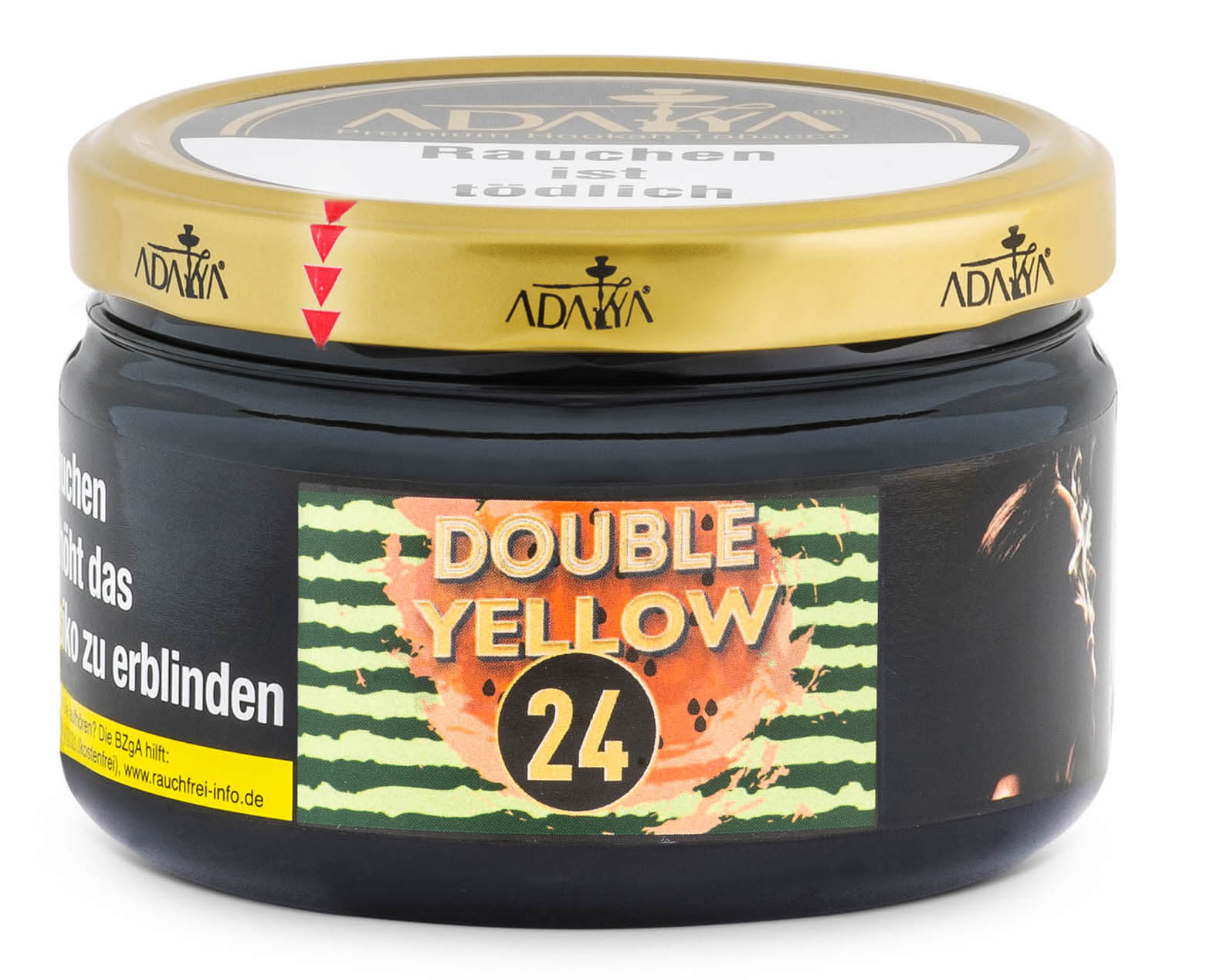 Adalya Tabak Double Yellow #24 200g Dose