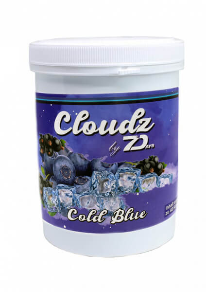 Cloudz by 7 Days Dampfsteine 500g | Cold Blue