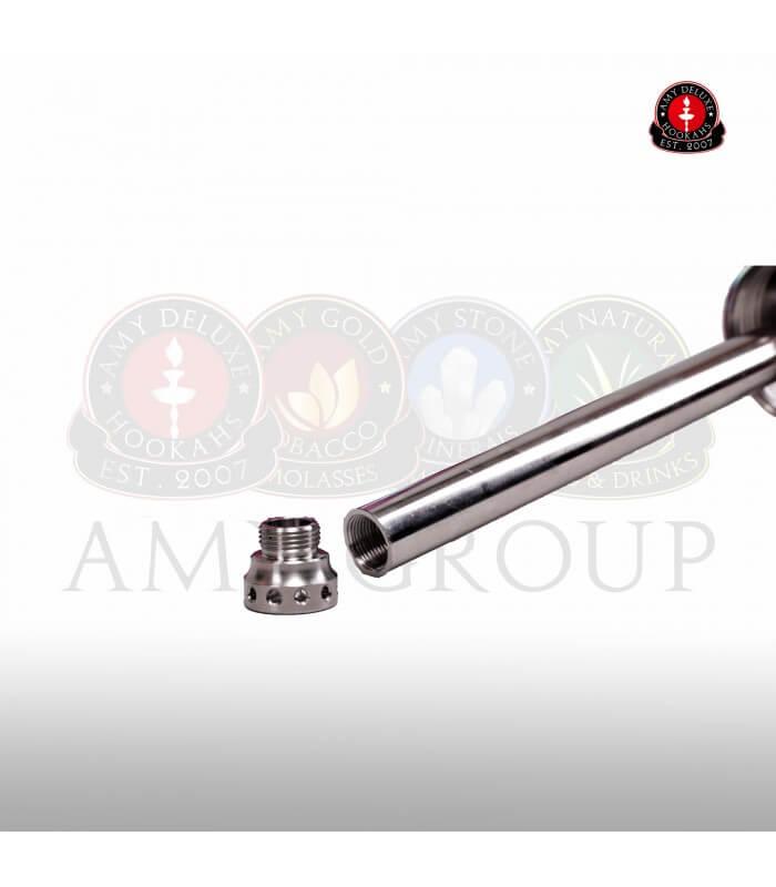 Amy Deluxe Stick Steel SS09 Rainbow (Schwarz)