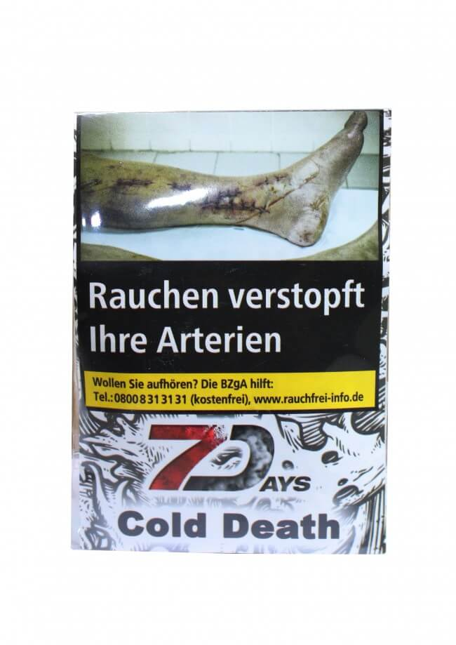 7 Days Classic Tabak - Cold Death 20g