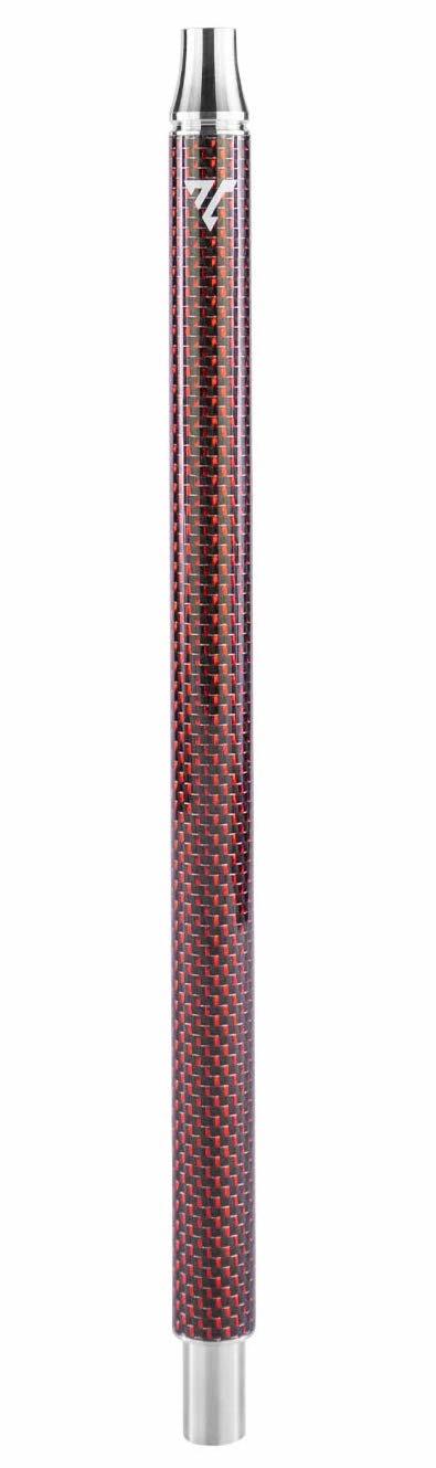 AEON Carbon Mundstück 30cm (Rot)