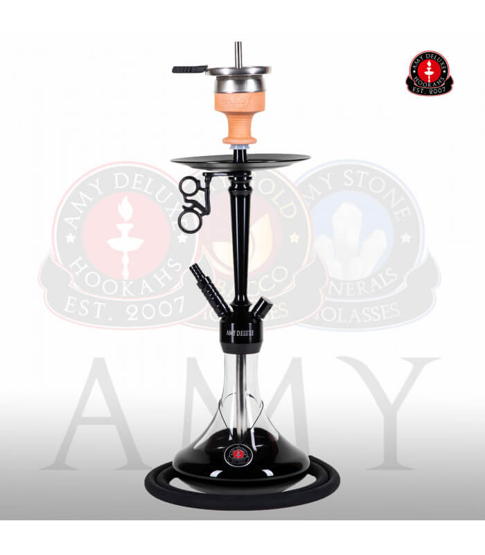 Amy Alu Deluxe Klick S 066 (RS Schwarz / Farbe Schwarz)