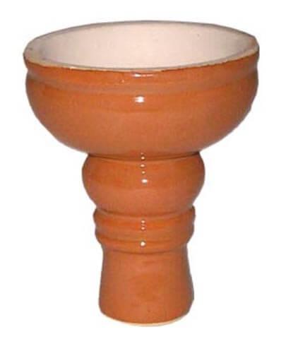 Tabakkopf Aladin 7,5cm - Orange