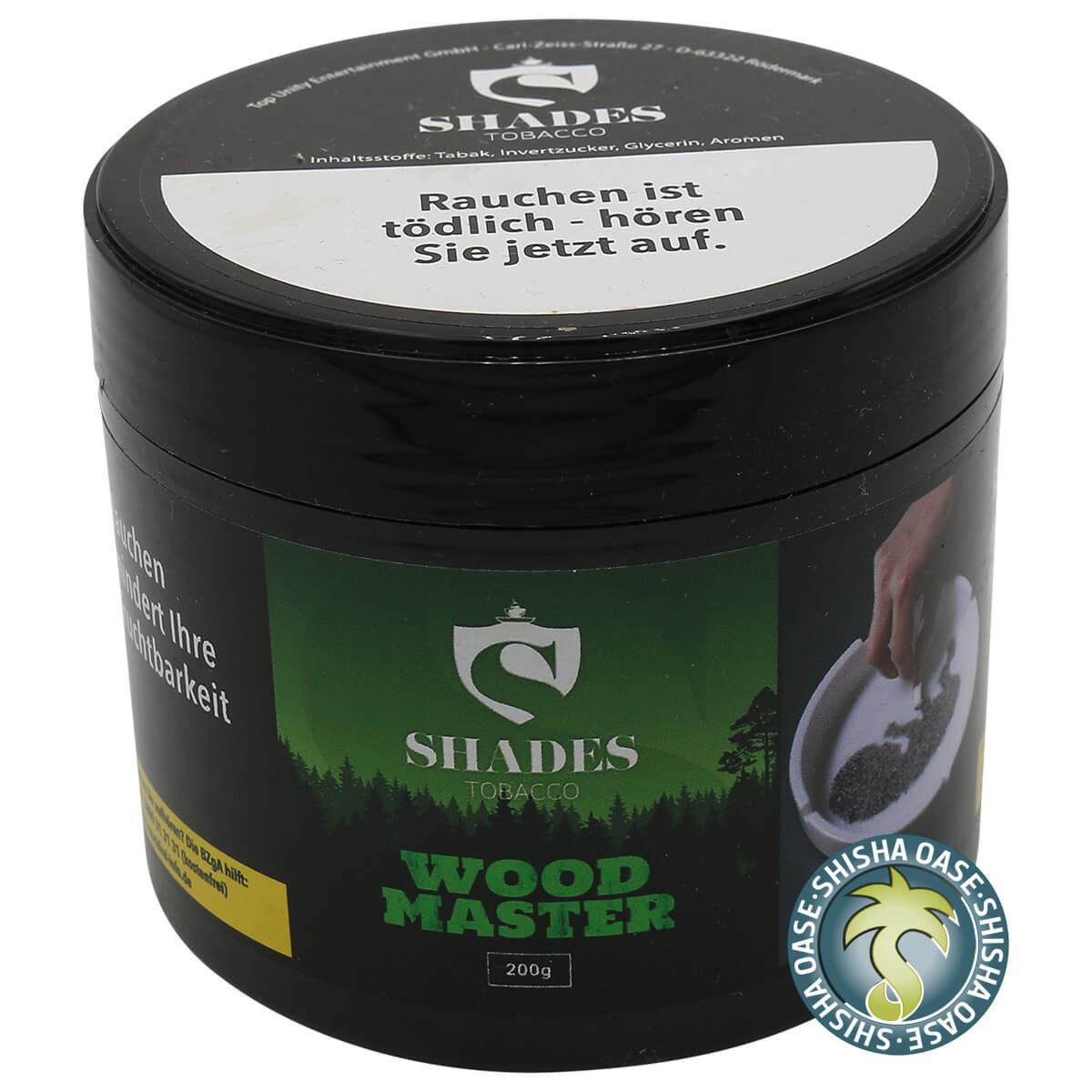 Shades Tabak Wood Master 200g