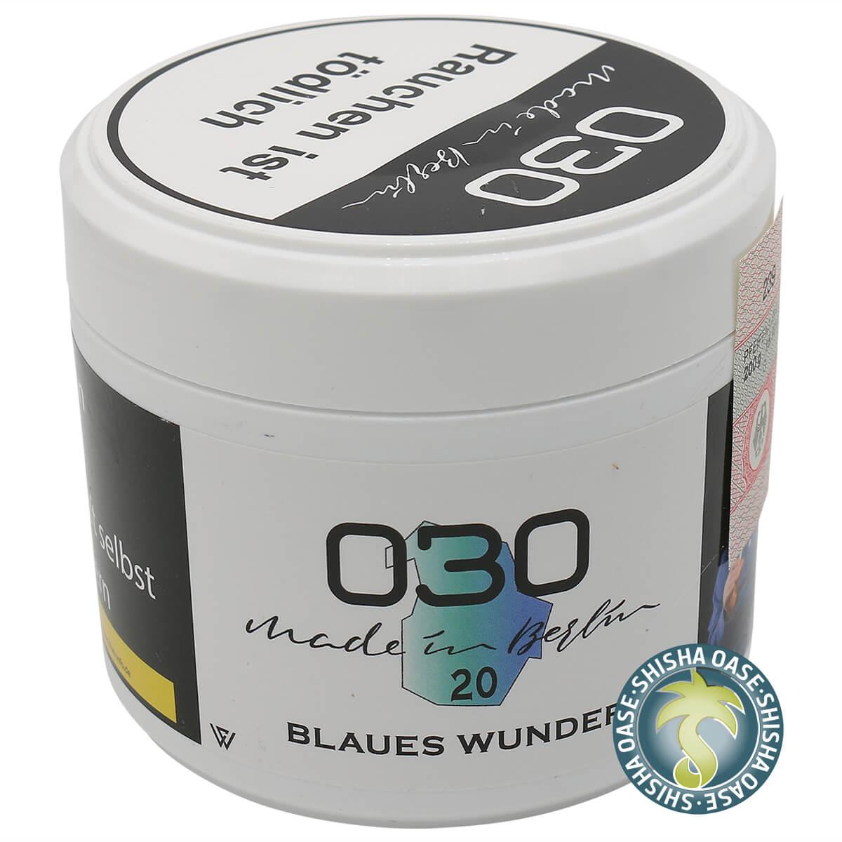030 Tabak Blaues Wunder 200g