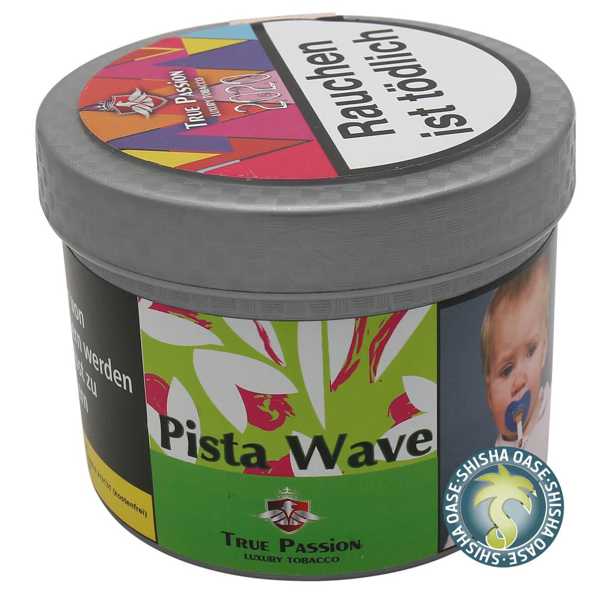 True Passion Tabak 200g Dose | Pista Wave
