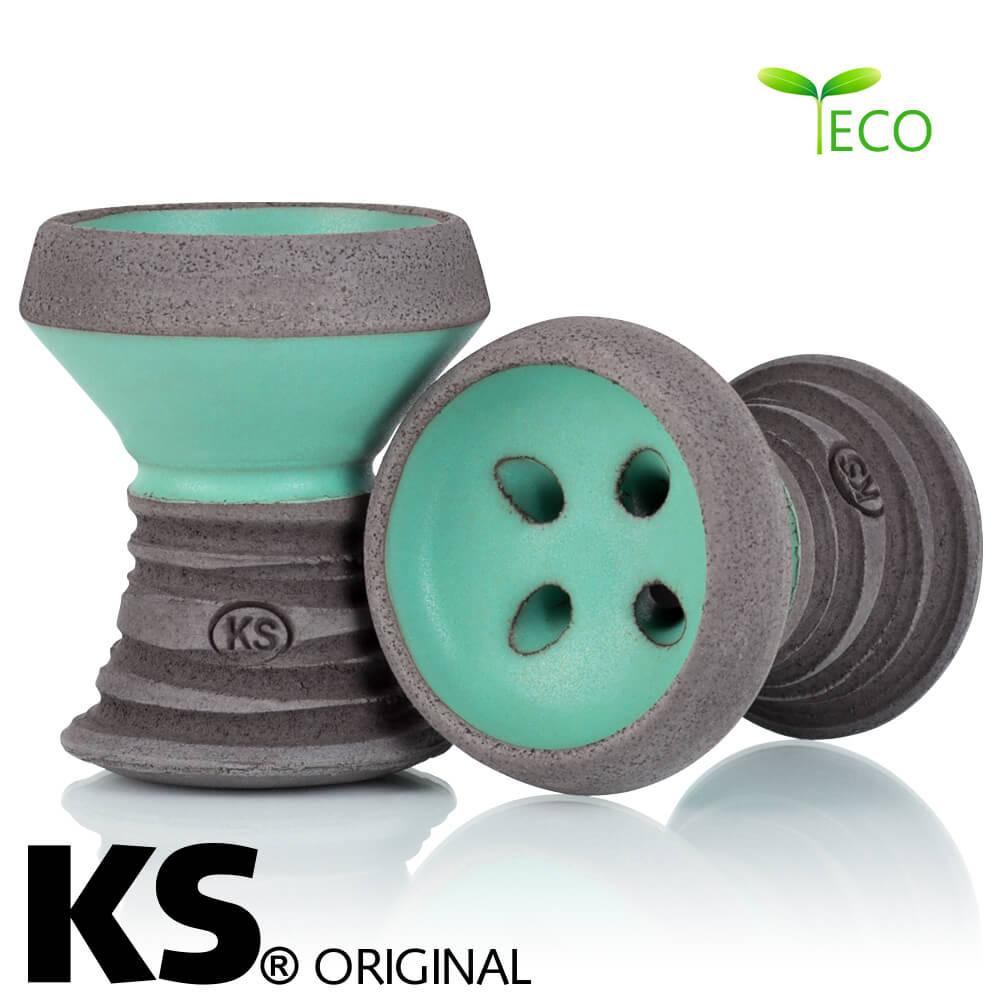 KS APPO Eco Steinkopf   Turquoise