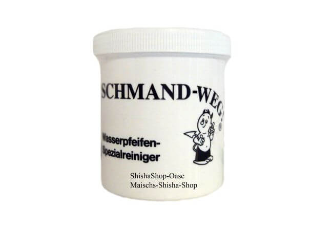 """Wasserpfeifen Spezialreiniger """"Schmand Weg"""" - 150 Gramm"""
