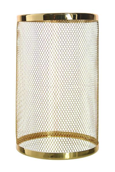 Kaya Windschutz Gitter (Gold)