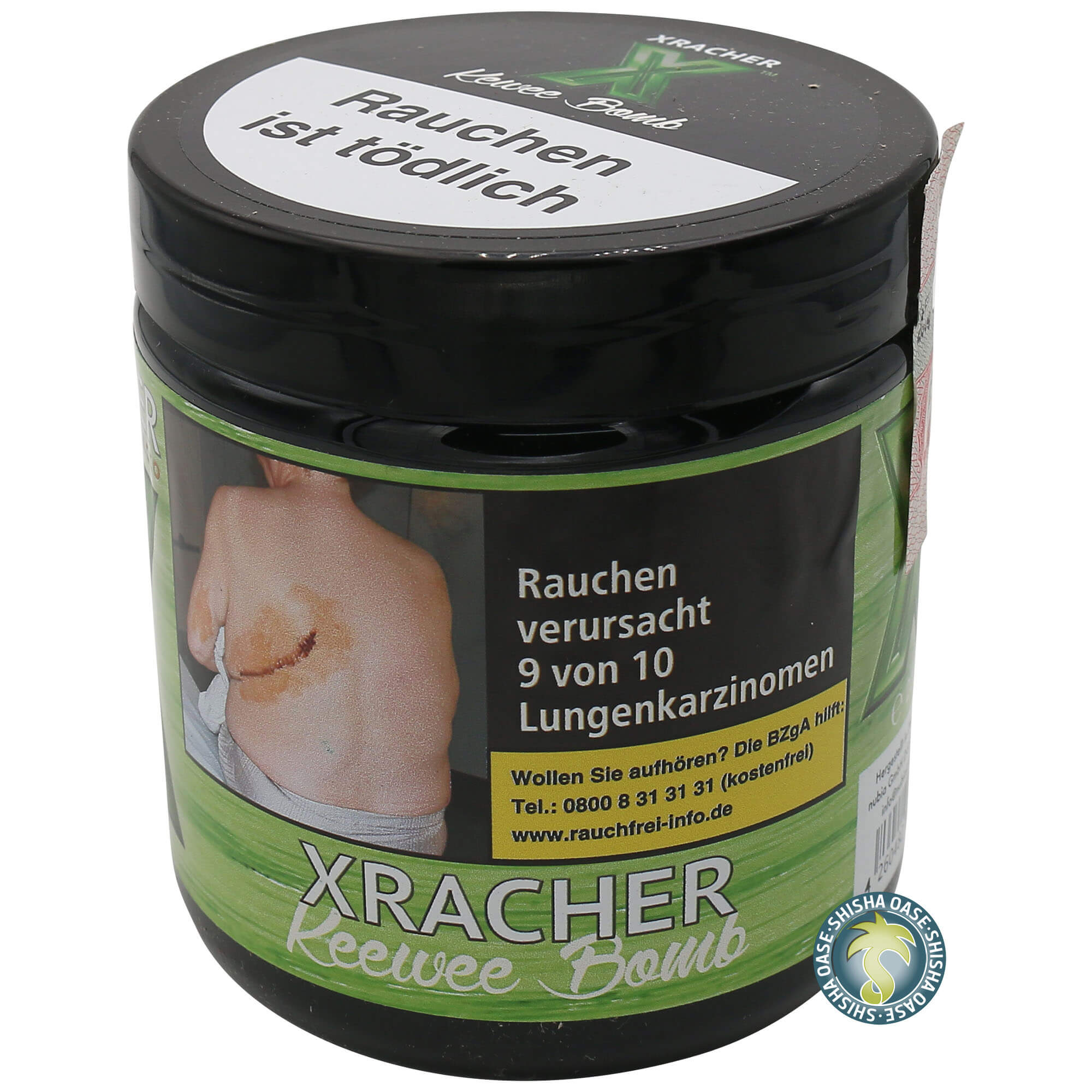 XRacher Tabak Keewee Bomb 200g