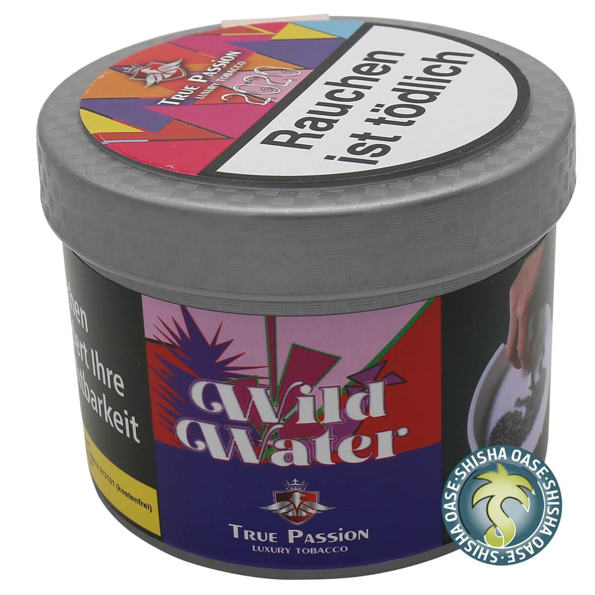 True Passion Tabak 200g Dose | Wild Water