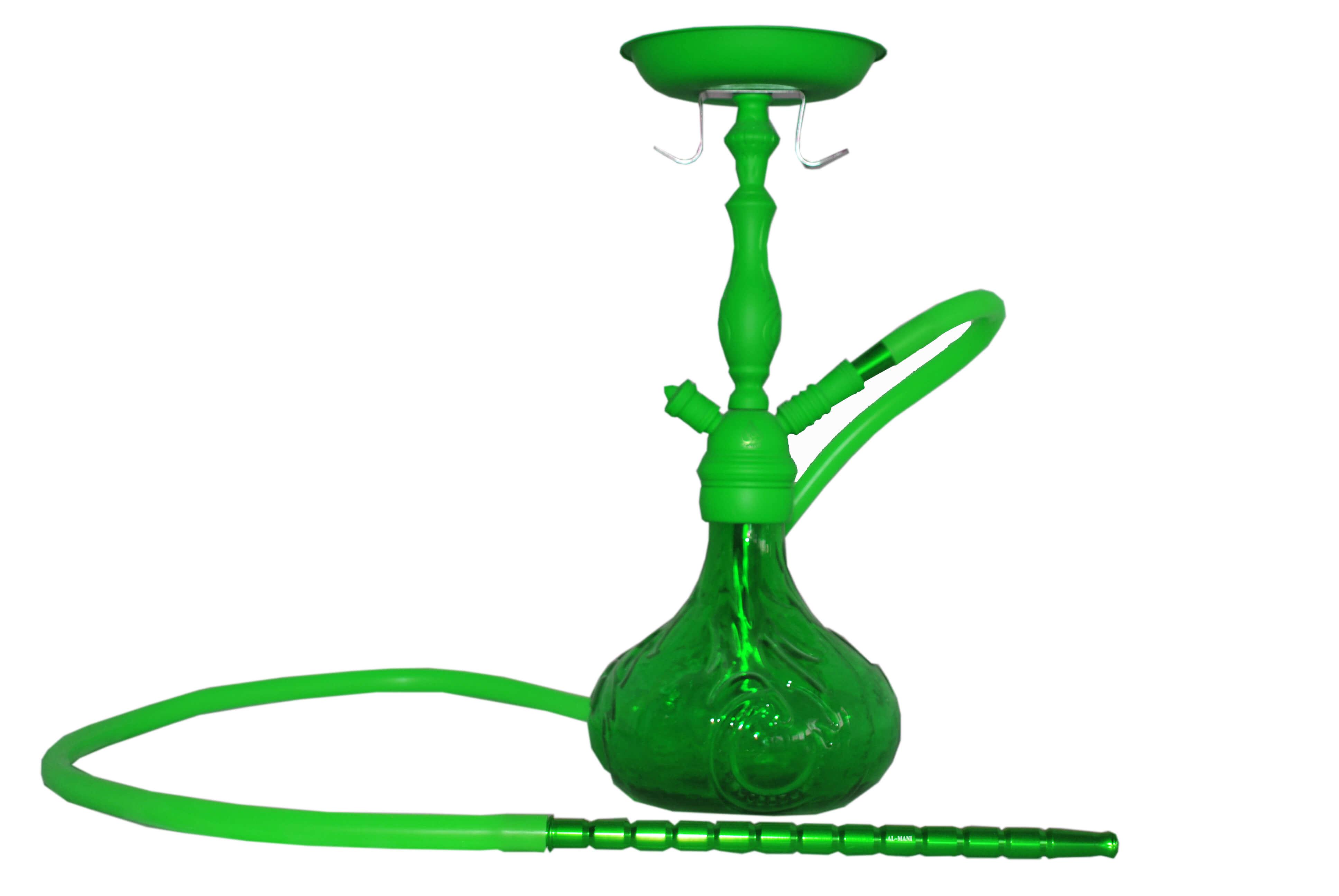 Al-Mani Shisha Z-44 (Grün)