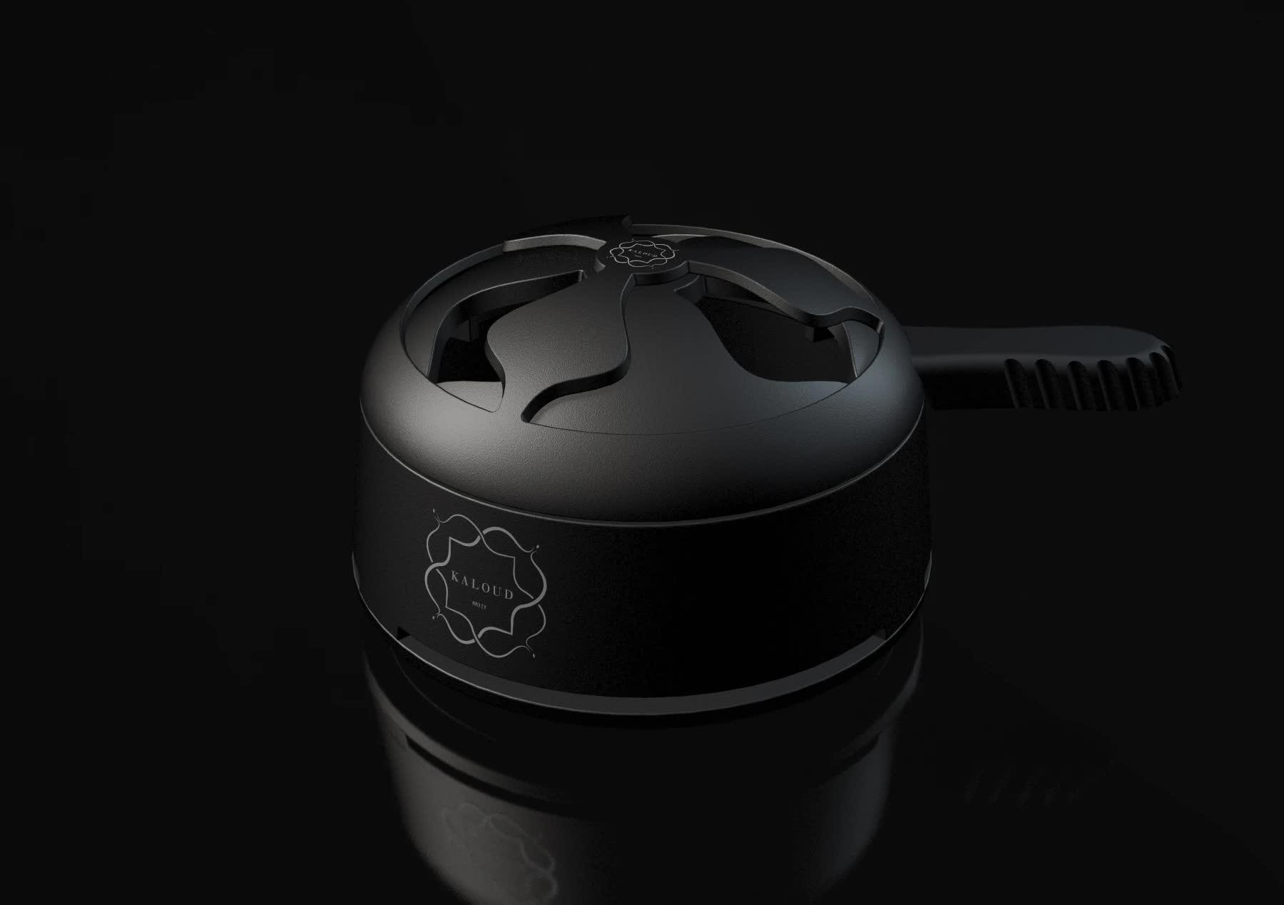Kaloud Lotus I+ Niris - The Black Lotus