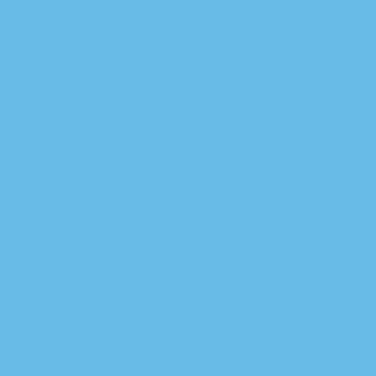 Sleeve für Silikonschläuche - Blau