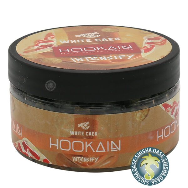 Hookain Dampfsteine 100g | White Caek