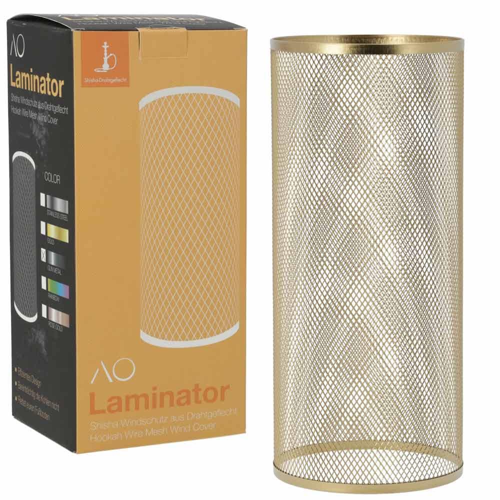 AO Laminator Windschutz (Gold)