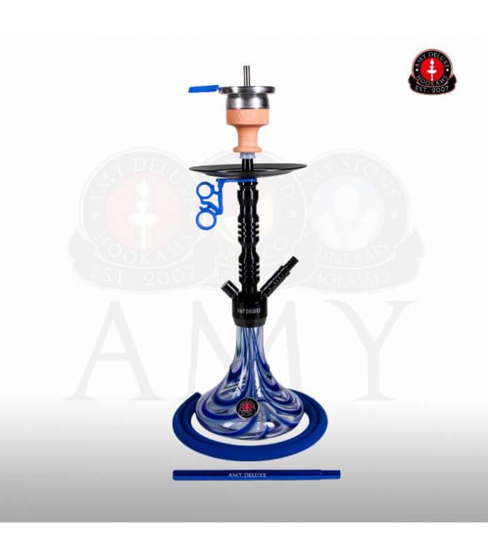 Amy Alu Sierra Klick S 073 (RS Schwarz / Farbe Blau)