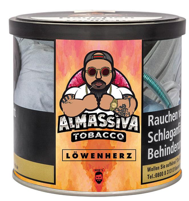 Al Massiva Tabak Löwenherz 200g