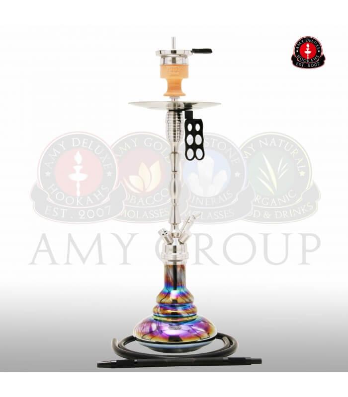 Amy Deluxe Hammer Steel SS08 Rainbow (Schwarz)
