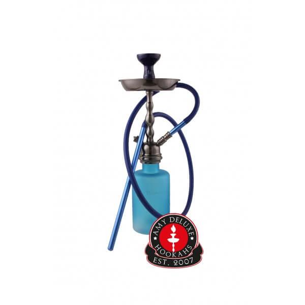 Amy Deluxe Absolut S (Rauchsäule Schwarz / Farbe Blau)