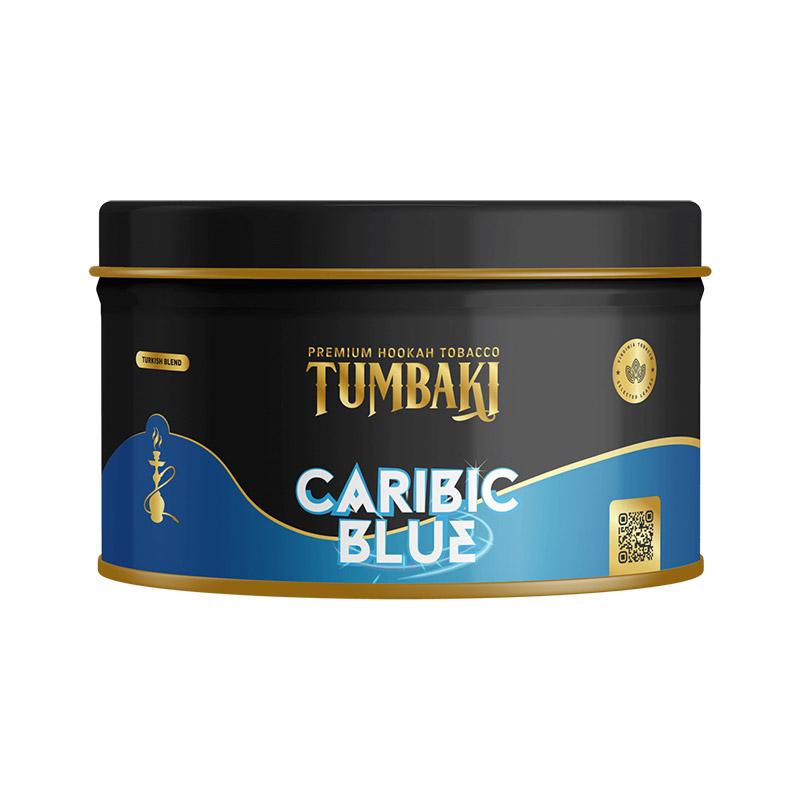 Tumbaki Tabak Caribic Blue 200g