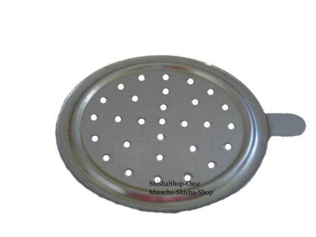 Kohlesieb groß für Wasserpfeife - Metallsieb