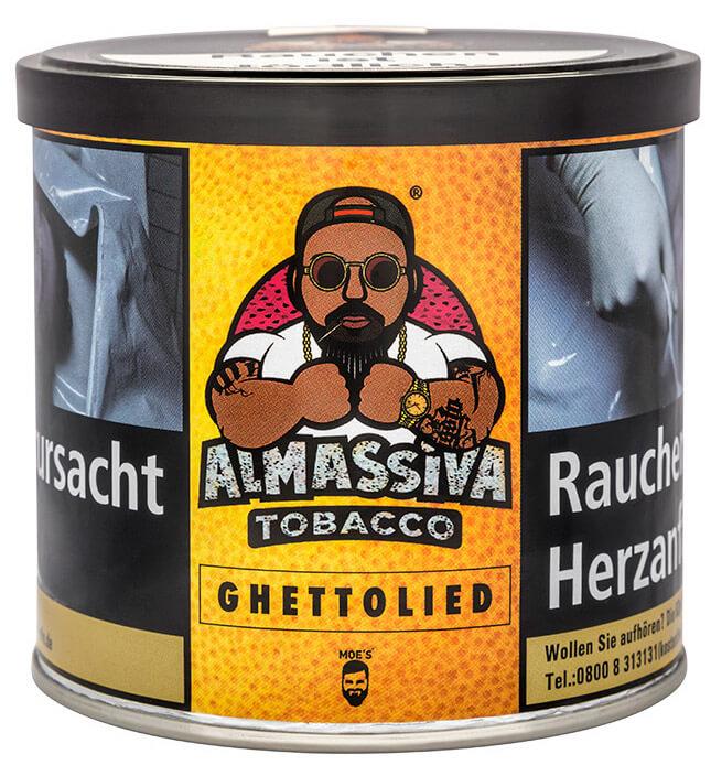 Al Massiva Tabak Ghettolied 200g