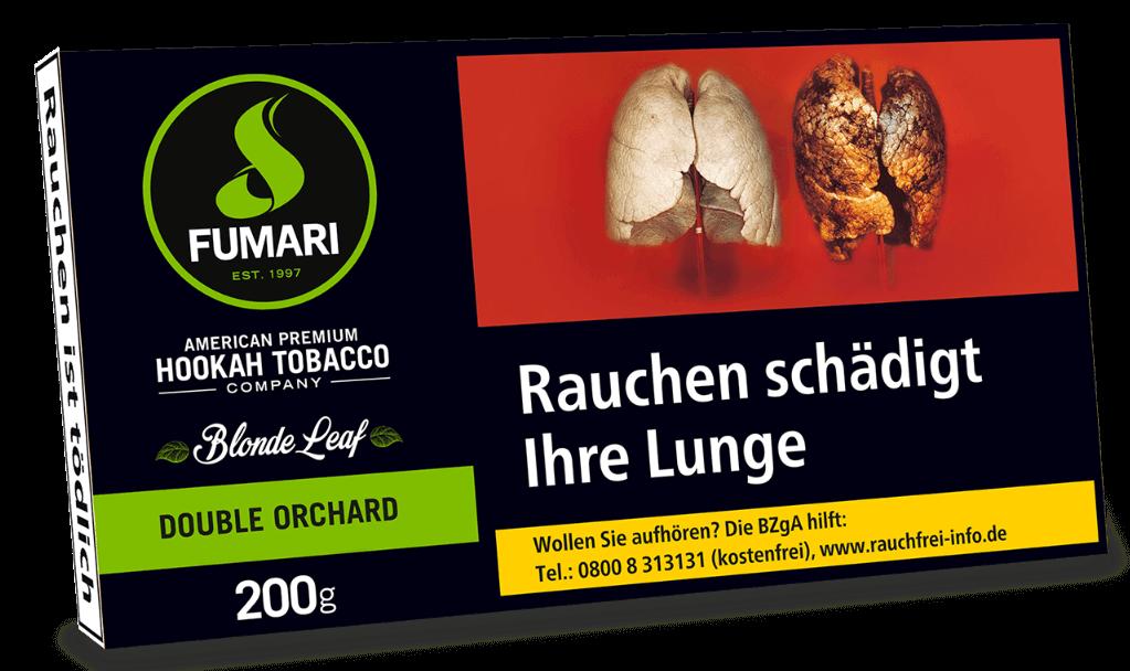Fumari Tabak Double Orchard 200g