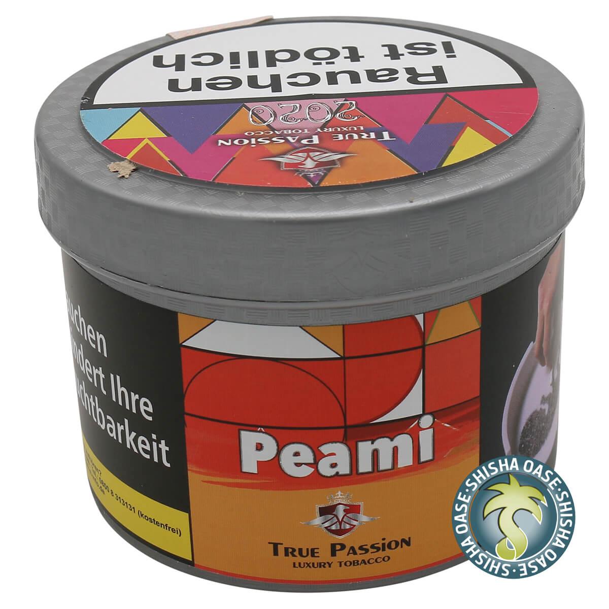 True Passion Tabak 200g Dose | Peami