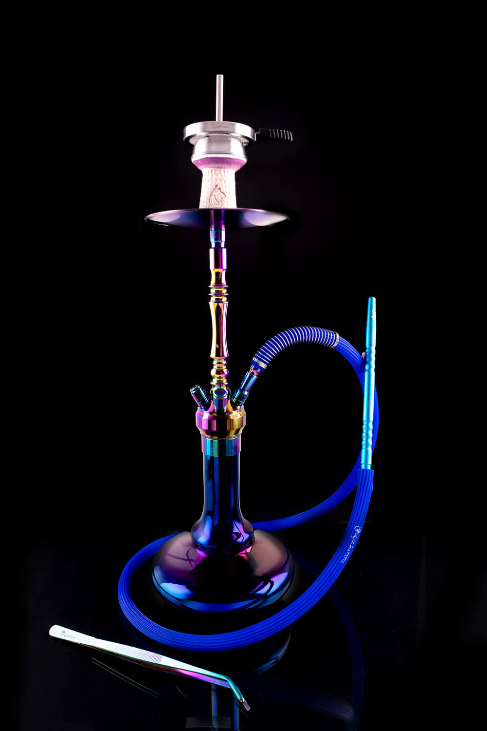 Dschinni Shisha Stealth Bomber | Holy Rainbow | Set