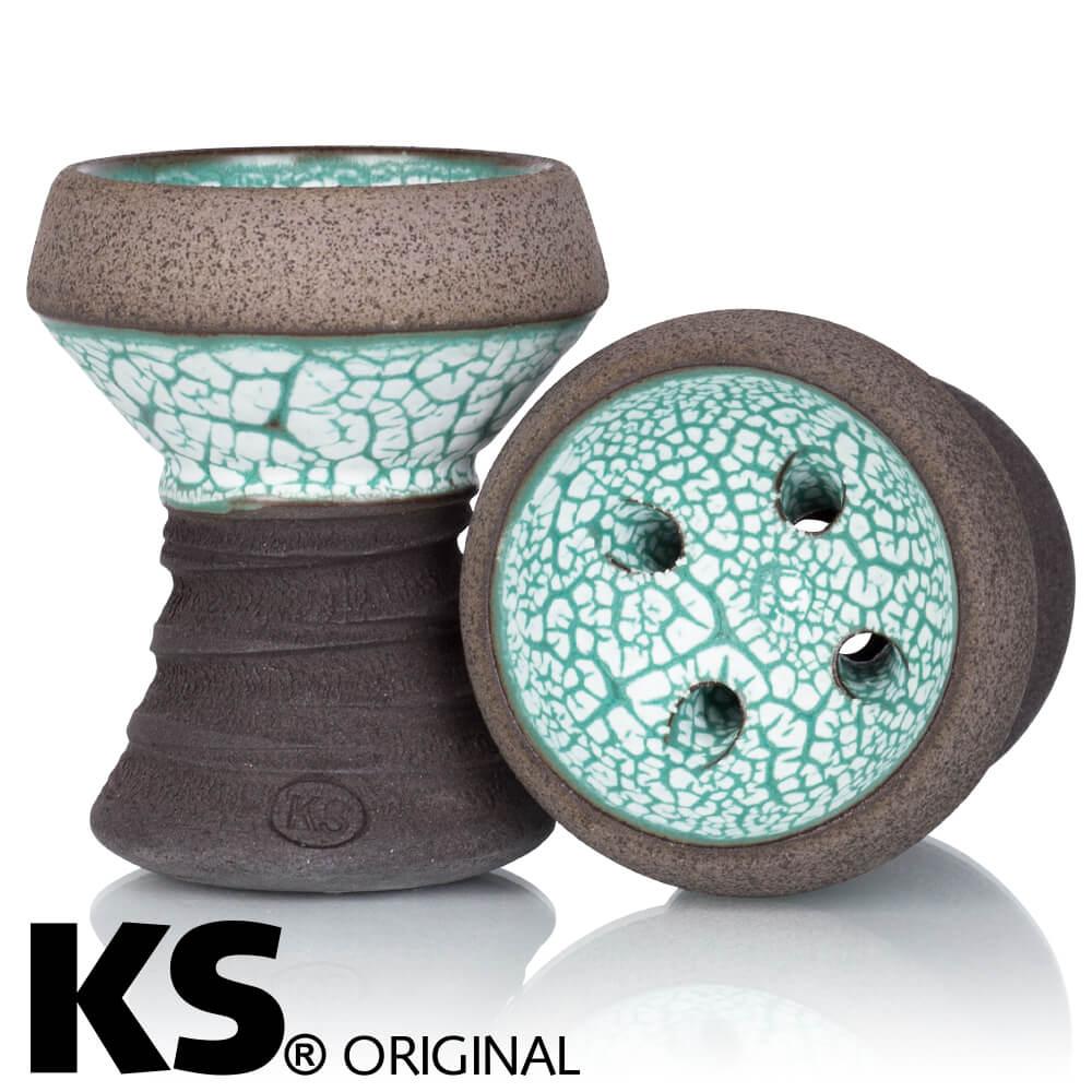KS APPO Ice Edition Steinkopf | Turquoise