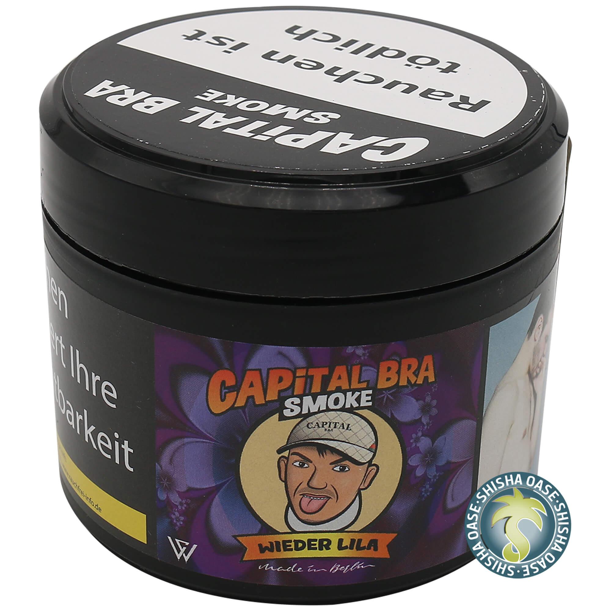 Capital Bra Tabak | Wieder Lila 200g